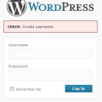 Wordpress: Make Your WordPress A Little Bit More Secure