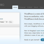 WordPress: Version 2.9